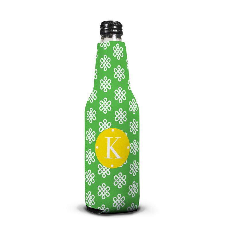 Clementine Personalized Bottle Koozie