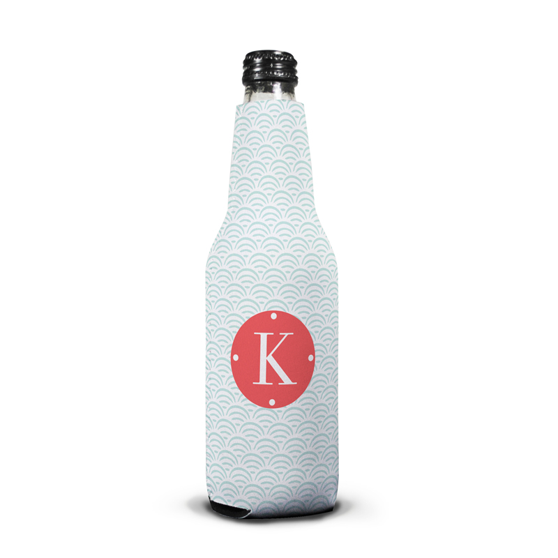 Ella Personalized Bottle Koozie