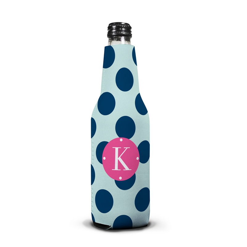 Jane Personalized Bottle Koozie