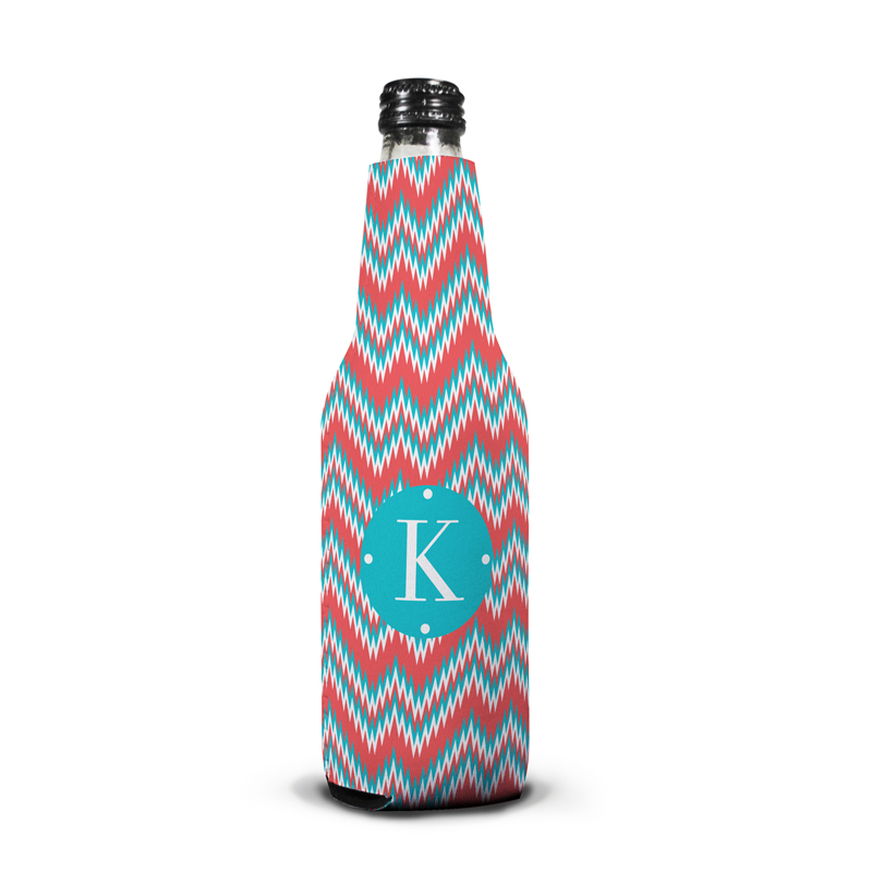 Mission Fabulous Personalized Bottle Koozie