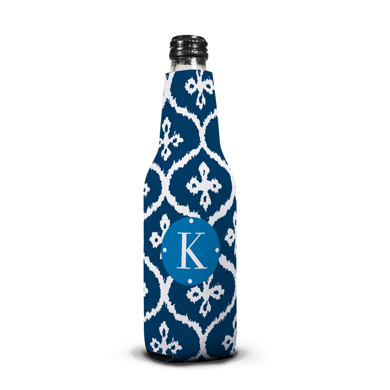 Montauk Personalized Bottle Koozie