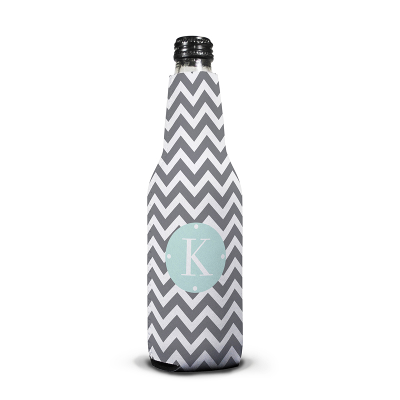 Ollie Personalized Bottle Koozie