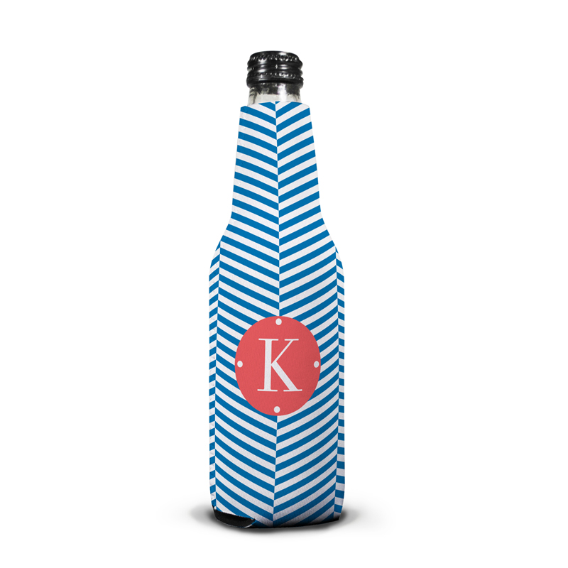 Perspective Personalized Bottle Koozie