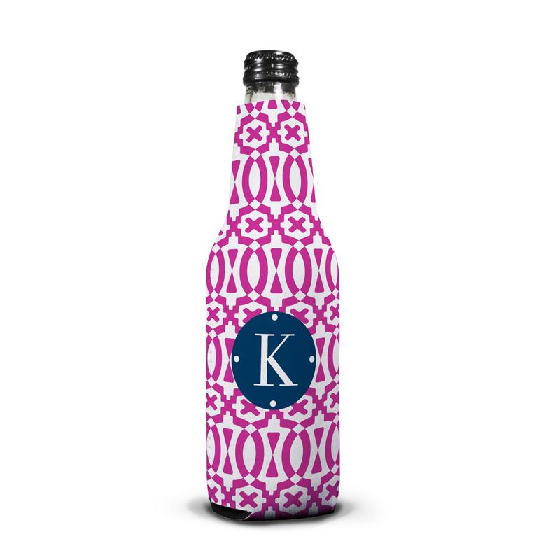Poppy Personalized Bottle Koozie