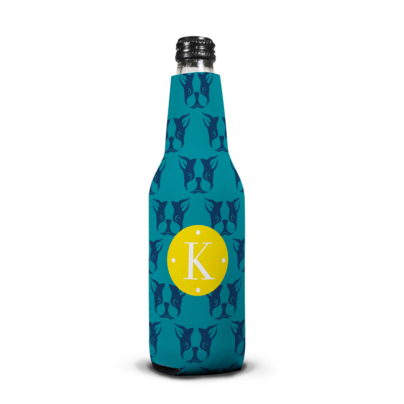 Polly Personalized Bottle Koozie