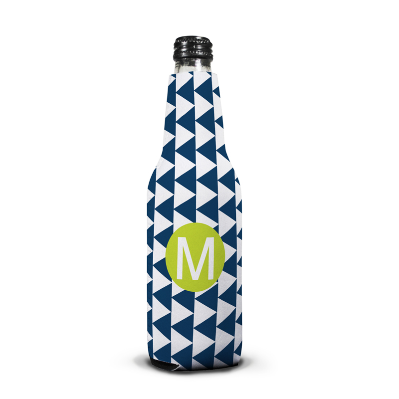 Try Me Personalized Bottle Koozie