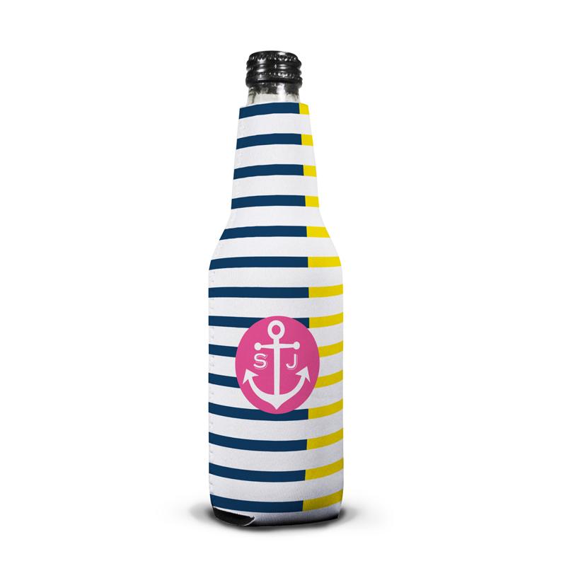 Twice As Nice Personalized Bottle Koozie