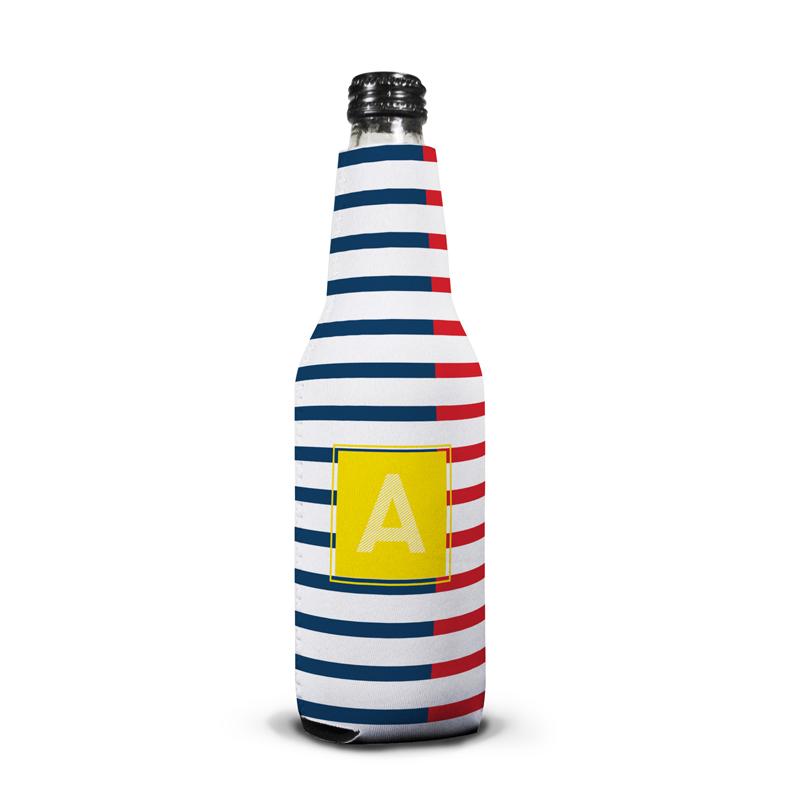 Twice As Nice 2 Personalized Bottle Koozie