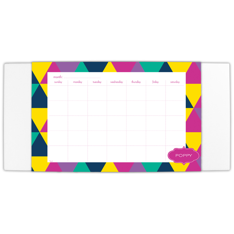 Acute Personalized Blotter & 25 Page Pad