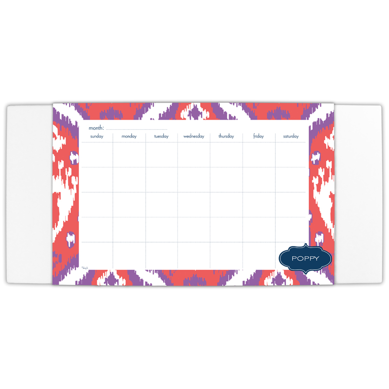 Elsie Personalized Blotter & 25 Page Pad