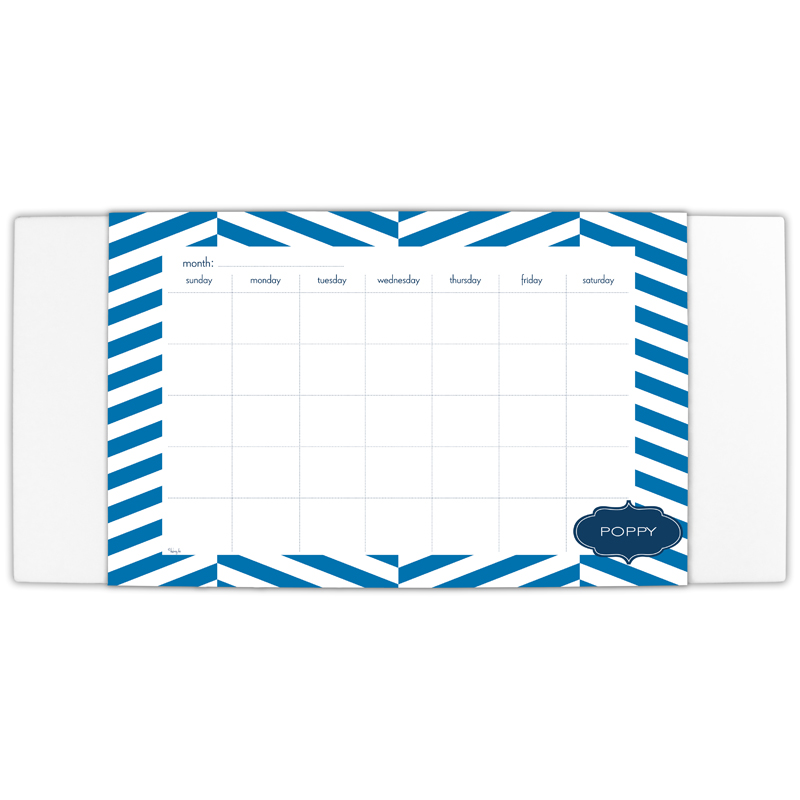 Perspective Personalized Blotter & 25 Page Pad