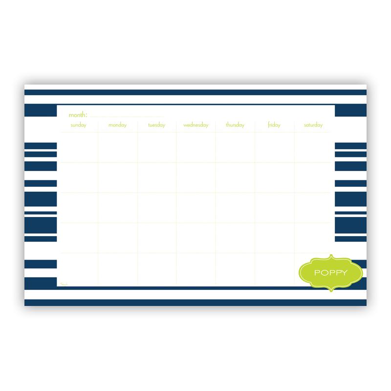 Block Island Personalized Blotter Pad Refill, 25 Page Pad
