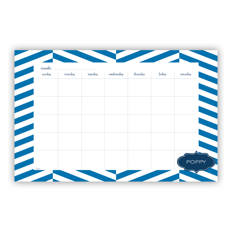 Perspective Personalized Blotter Pad Refill, 25 Page Pad