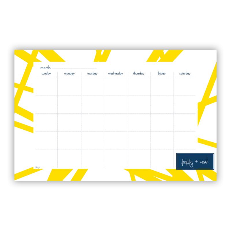 Pick Up Stix Personalized Blotter Pad Refill, 25 Page Pad