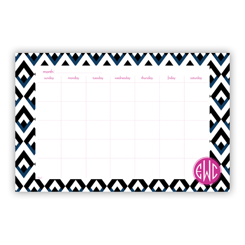 Remi Personalized Blotter Pad Refill, 25 Page Pad
