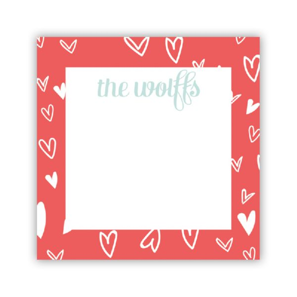 Love It Personalized Calling Card / Enclosure Card (25)