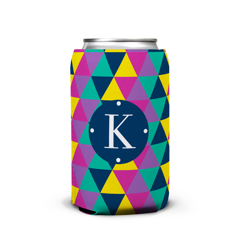 Acute Personalized Can Koozie