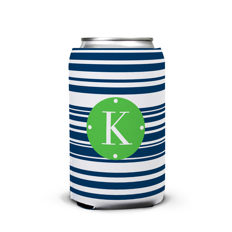 Block Island Personalized Can Koozie