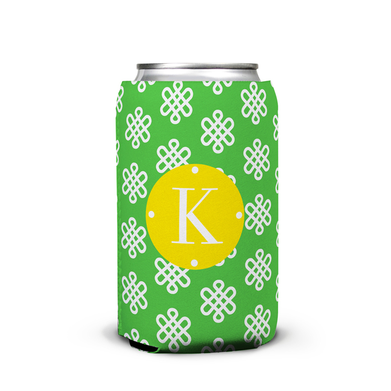 Clementine Personalized Can Koozie