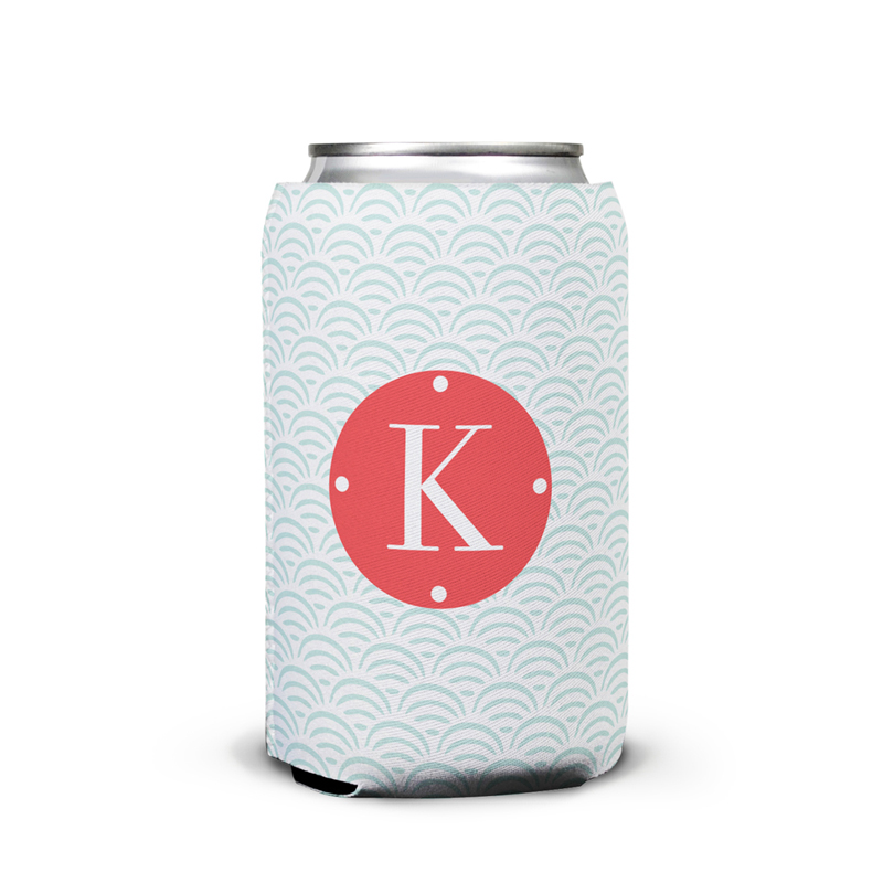 Ella Personalized Can Koozie