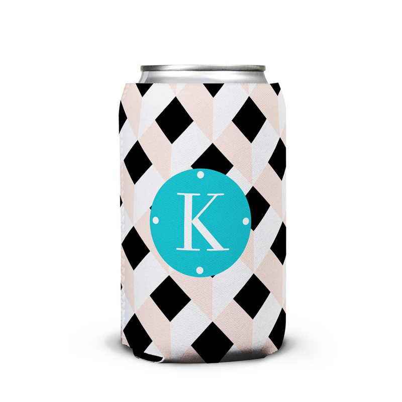 Golden Girl Personalized Can Koozie