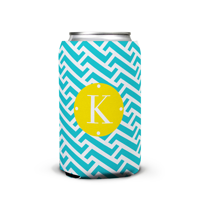 Grasshopper Personalized Can Koozie