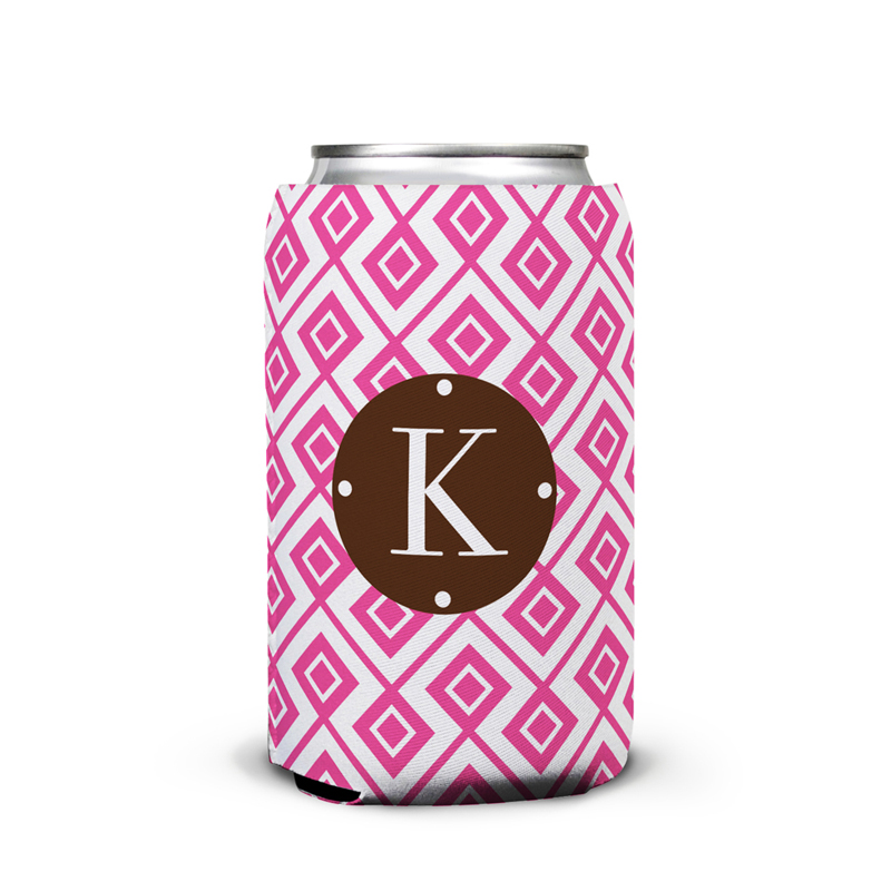 Lucy Personalized Can Koozie