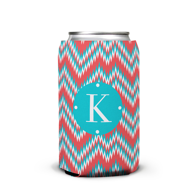 Mission Fabulous Personalized Can Koozie