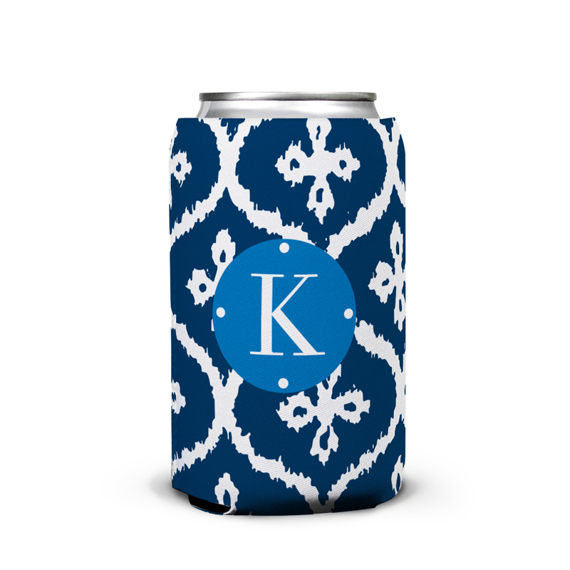 Montauk Personalized Can Koozie