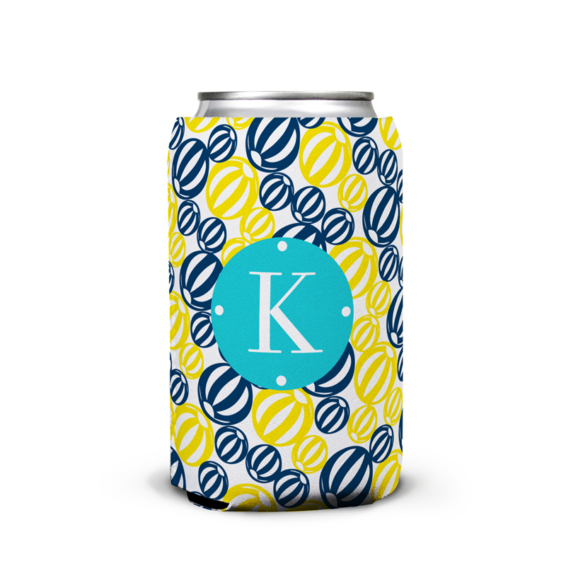 Palm Springs Personalized Can Koozie