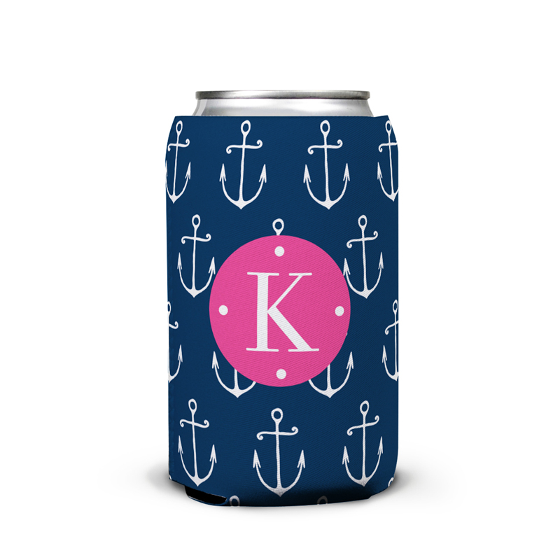 Salty Personalized Can Koozie