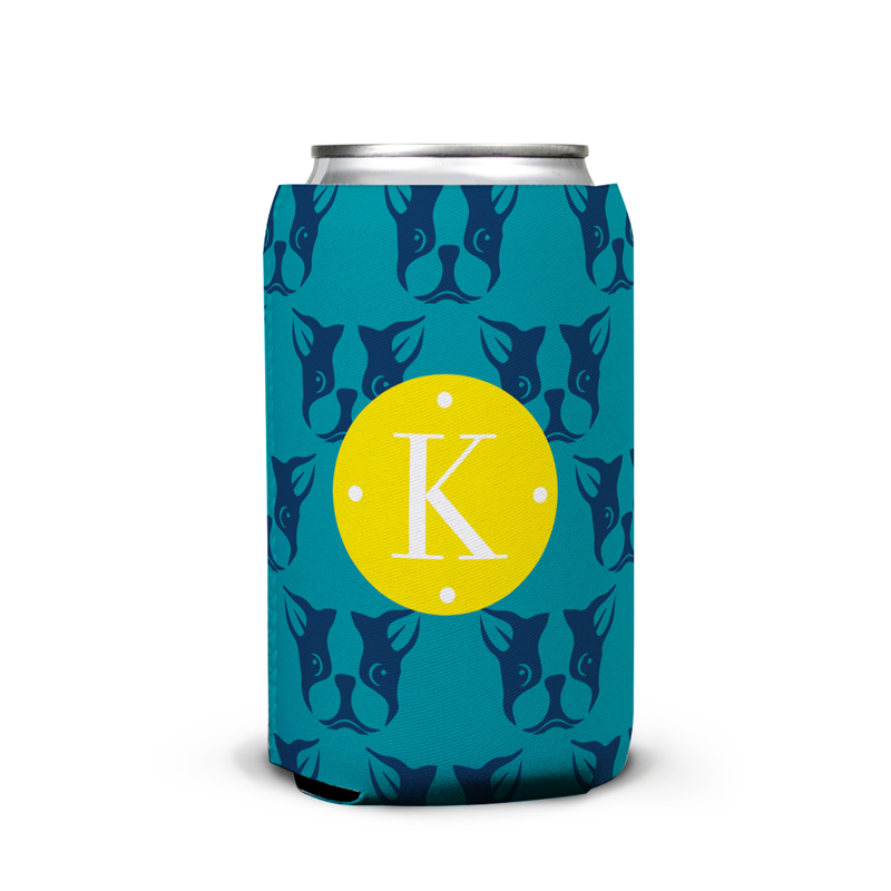 Polly Personalized Can Koozie