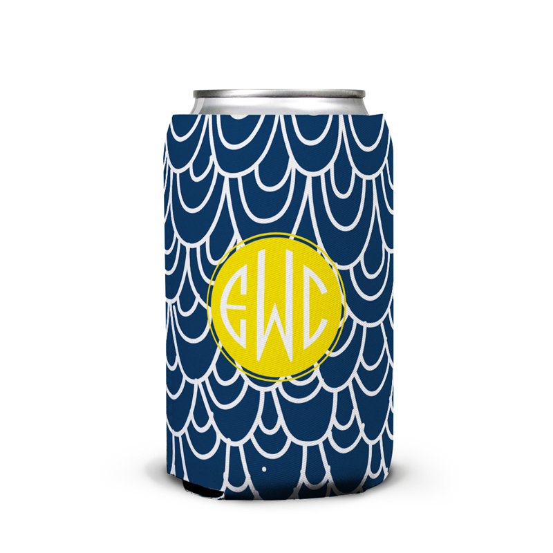 Top Deck Personalized Can Koozie