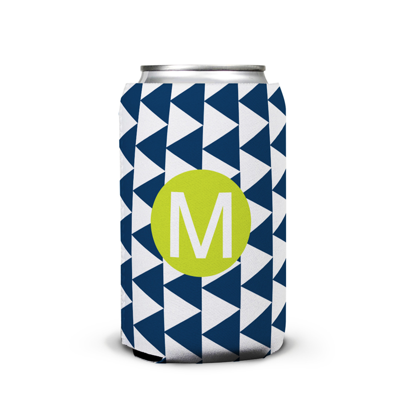Try Me Personalized Can Koozie