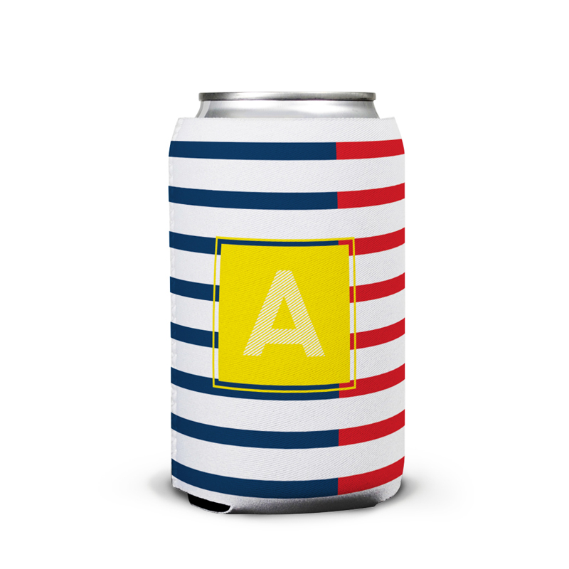 Twice As Nice 2 Personalized Can Koozie