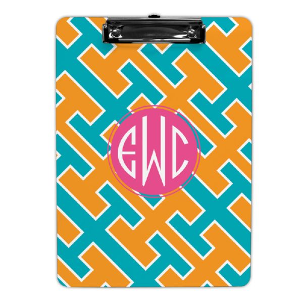 Acapulco Personalized Clipboard 9x12