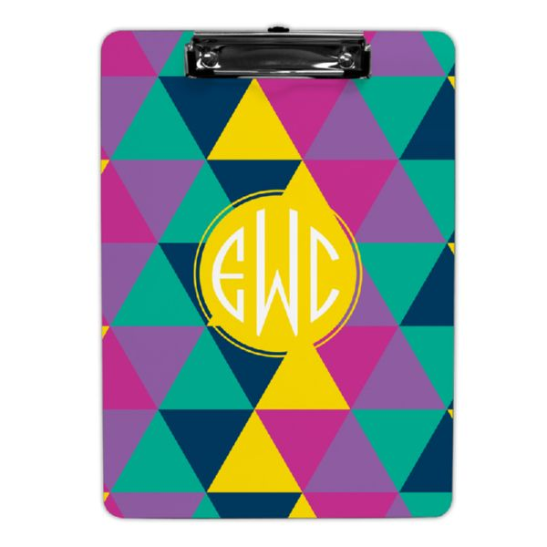 Acute Personalized Clipboard 9x12