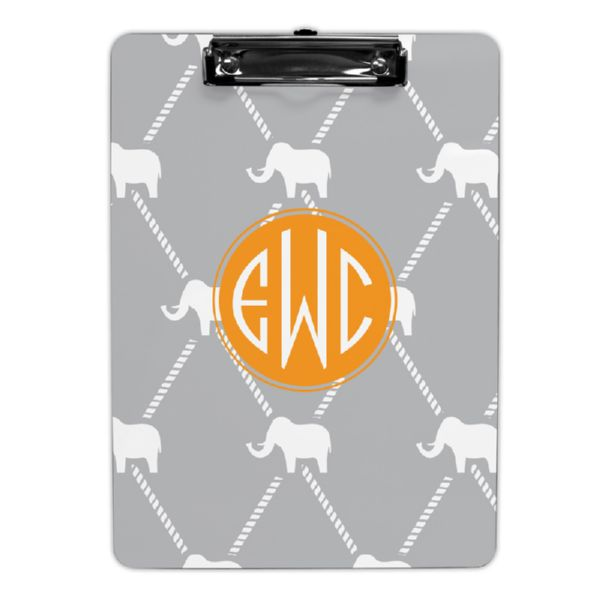 Dumbo Personalized Clipboard 9x12