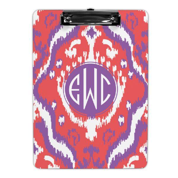 Elsie Personalized Clipboard 9x12