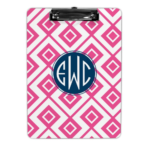 Lucy Personalized Clipboard 9x12
