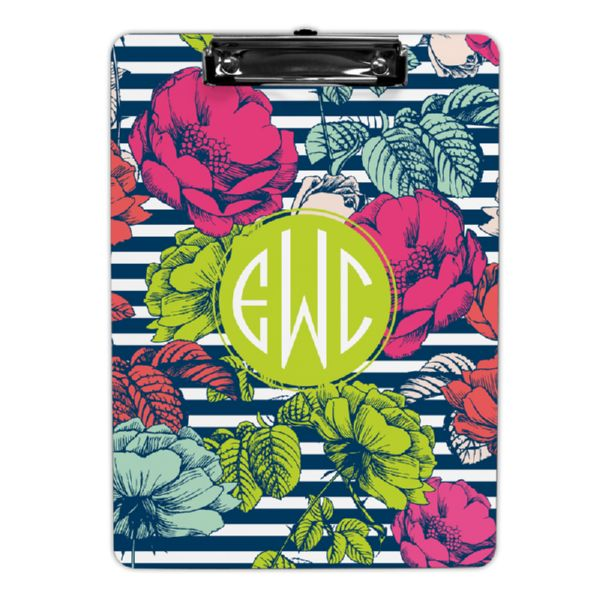 Millie Personalized Clipboard 9x12