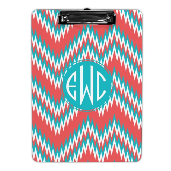 Mission Fabulous Personalized Clipboard 9x12
