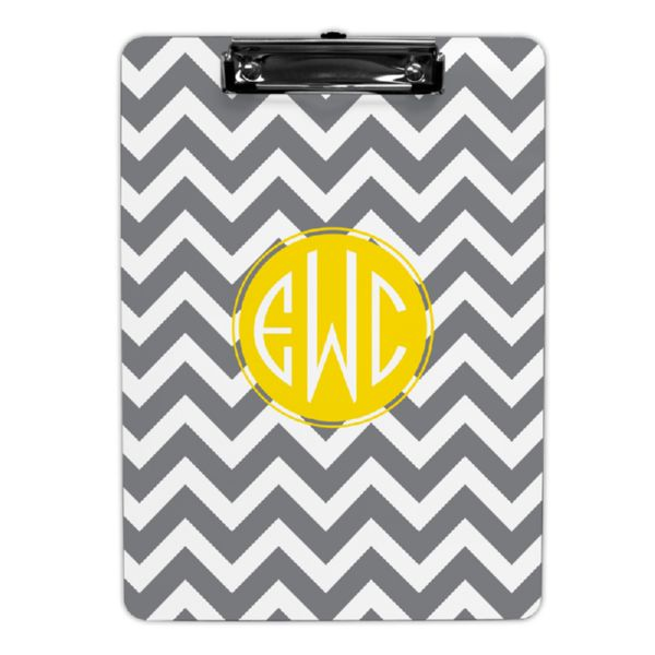 Ollie Personalized Clipboard 9x12