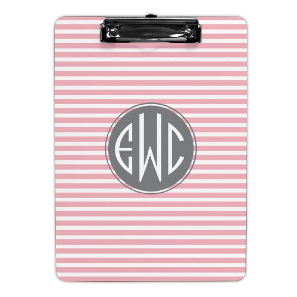 Cabana 2 Personalized Clipboard 9x12