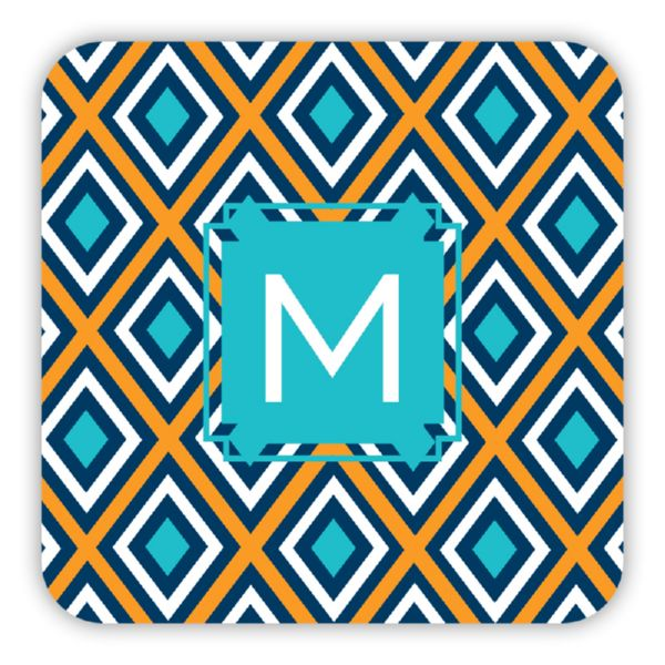Lantern Personalized Paper Drink Coasters (125)