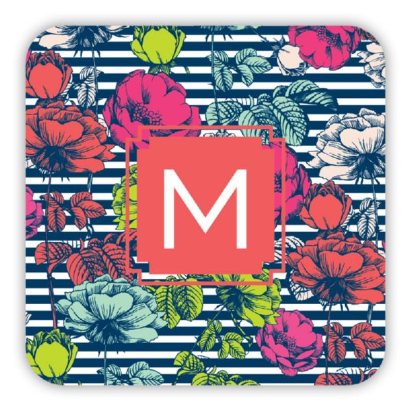 Millie Personalized Paper Drink Coasters (125)