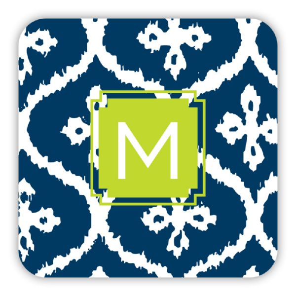 Montauk Personalized Paper Drink Coasters (125)