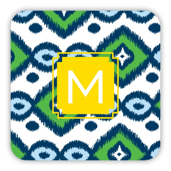 Sunset Beach Personalized Paper Drink Coasters (125)