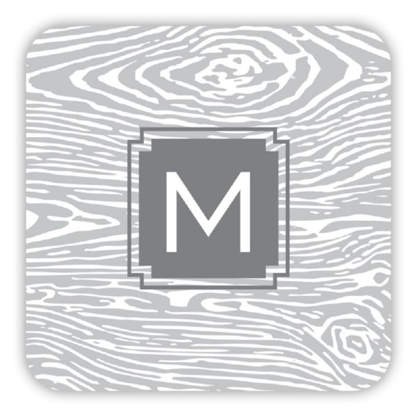Varnish Personalized Paper Drink Coasters (125)