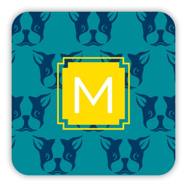 Polly Personalized Paper Drink Coasters (125)
